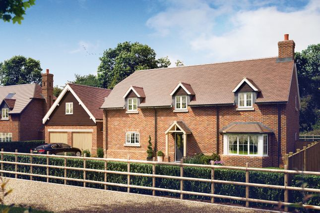 Thumbnail Detached house for sale in Upper Froyle, Alton, Hampshire