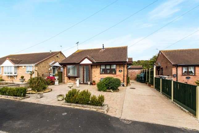 Thumbnail Detached bungalow for sale in Elmwood Drive, Ingoldmells, Skegness