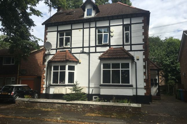 Thumbnail Flat for sale in Malvern Grove, West Didsbury, Didsbury, Manchester