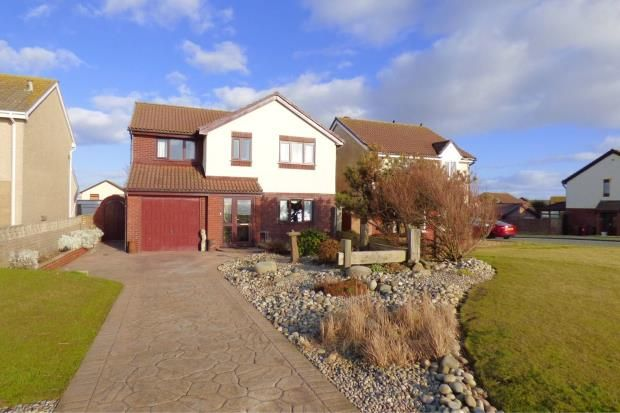 Thumbnail Detached house for sale in Biggar Bank Road, Walney, Barrow-In-Furness