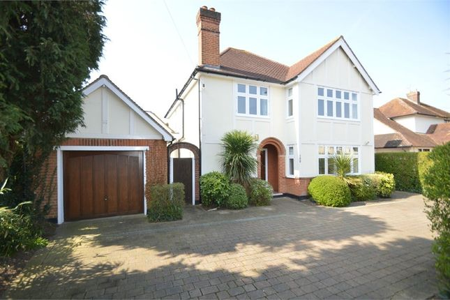 Thumbnail Detached house to rent in West Grove, Hersham, Walton-On-Thames, Surrey