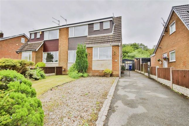 3 bed semi-detached house for sale in Lower Mead Drive, Burnley, Lancashire