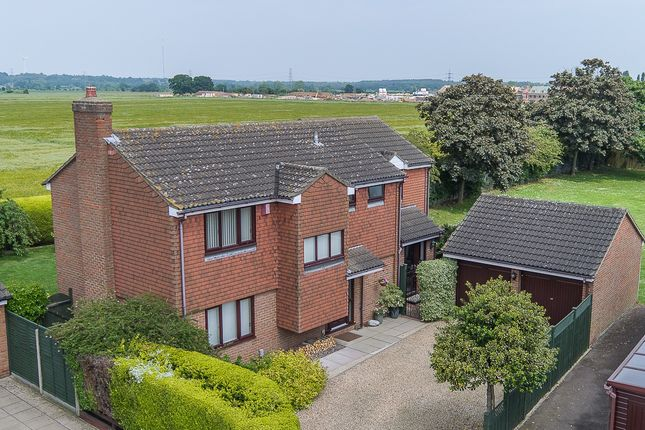 Thumbnail Detached house for sale in Ashley Gardens, Biggleswade