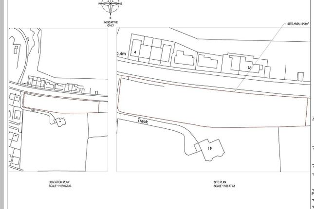 Land for sale in Station Road, Worsbrough, Barnsley