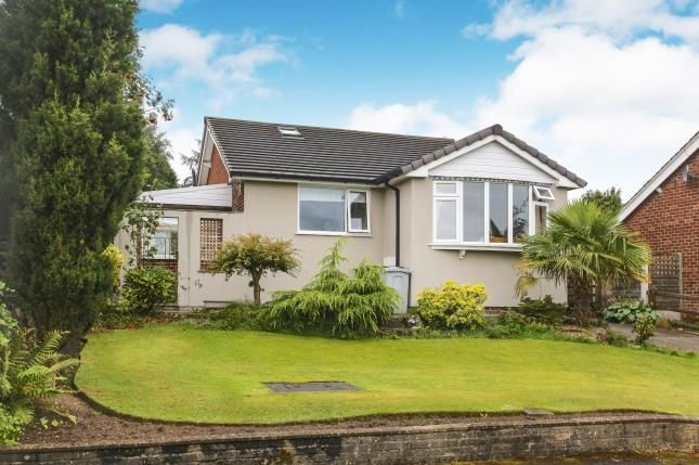 Thumbnail Bungalow for sale in Heysbank Road, Disley, Stockport, Cheshire