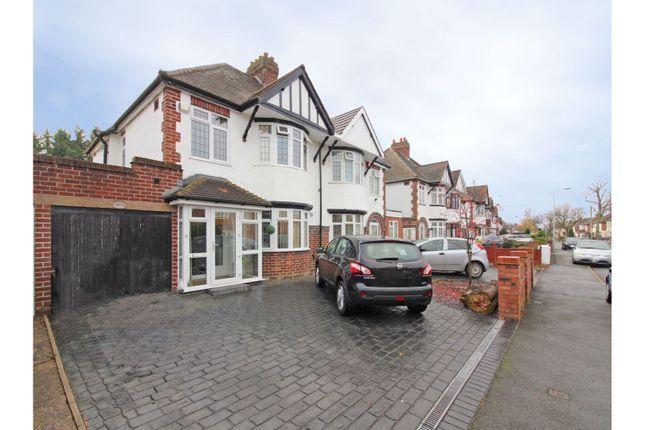 Thumbnail Semi-detached house for sale in Wimborne Road, Wolverhampton