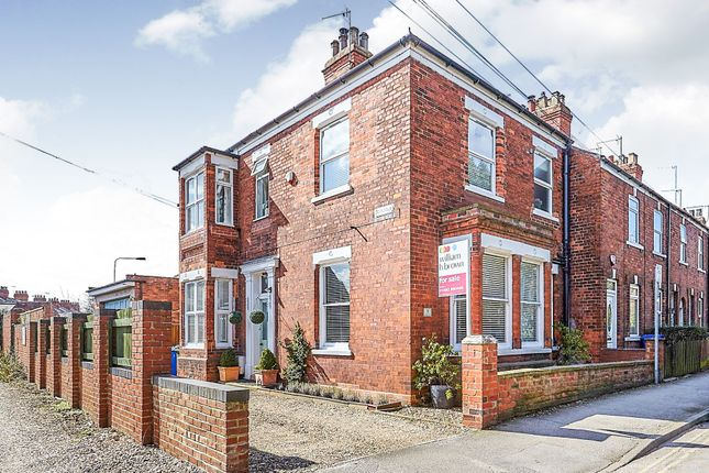 Thumbnail Semi-detached house for sale in Morton Lane, Beverley