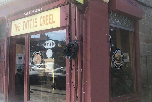 Restaurant/cafe for sale in Leith Walk, Edinburgh