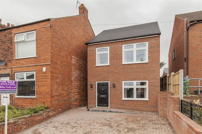 Thumbnail Detached house for sale in York Street, Hasland, Chesterfield