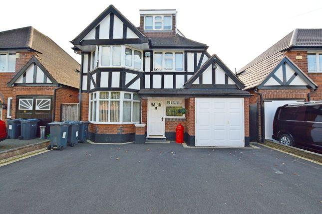 Thumbnail Detached house for sale in Chestnut Drive, Erdington, Birmingham