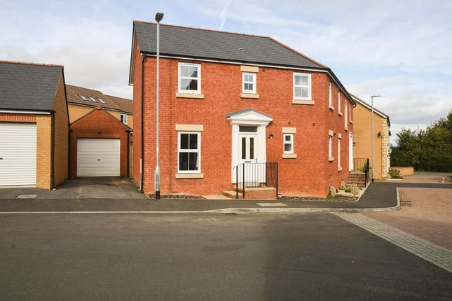 Thumbnail Semi-detached house for sale in Kingswood Road, Crewkerne