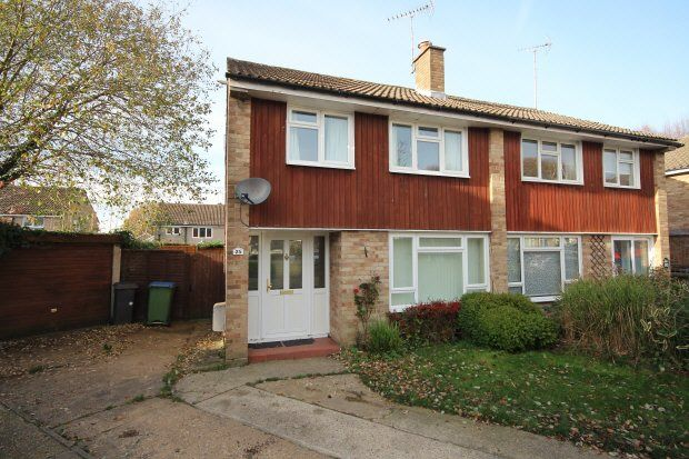 Thumbnail Property to rent in Wood End, Horsham