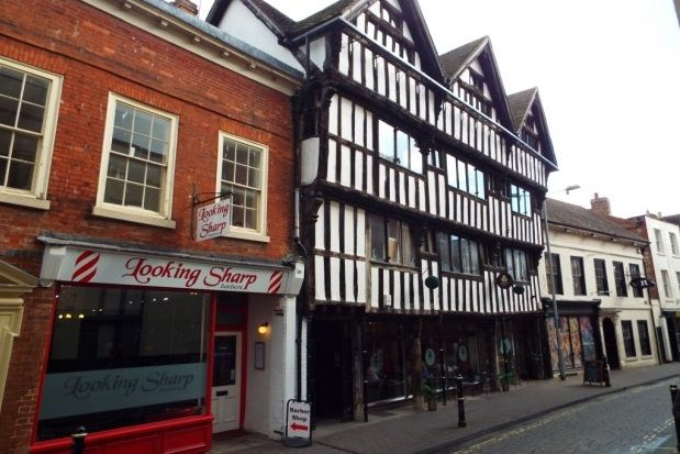 Thumbnail Flat to rent in Nash House, New Street, Worcester