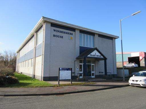 Thumbnail Office to let in Peart Road, Windermere House, Workington