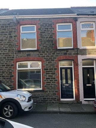 Thumbnail Terraced house for sale in Copley Street, Mountain Ash