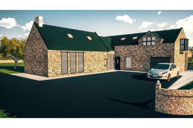 Thumbnail Detached house for sale in Holburn Lane, Old Ryton Village