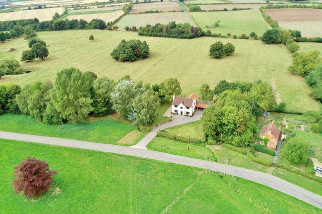 Thumbnail Detached house to rent in Screveton Road, Car Colston, Nottingham, Nottinghamshire
