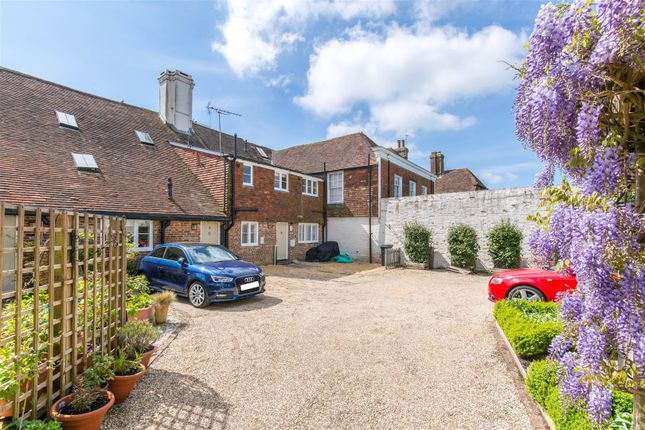 Thumbnail Flat for sale in High Street, Burwash, Etchingham