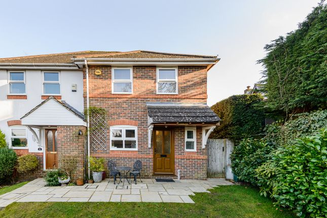 Thumbnail End terrace house for sale in Yaverland Drive, Bagshot