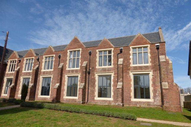 Thumbnail Flat to rent in Fountain Court, Mount Dinham Court, Exeter