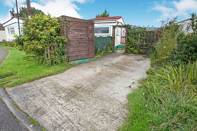 Driveway Parking of Tremarle Home Park, North Roskear, Camborne, Cornwall TR14