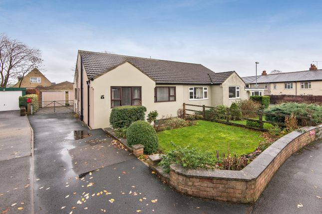 Thumbnail Bungalow for sale in Westfield Mount, Yeadon, Leeds