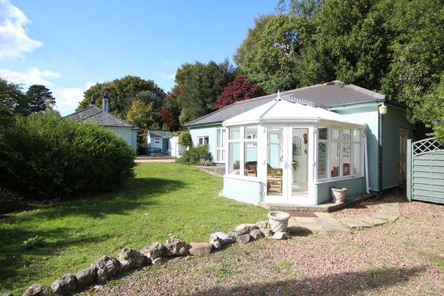 Thumbnail Detached bungalow for sale in Mamhead, Exeter
