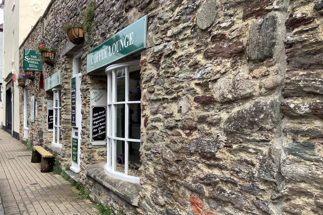 Restaurant/cafe for sale in Tea Room And Restaurant In Dartmouth TQ6, Hauley Road, Devon
