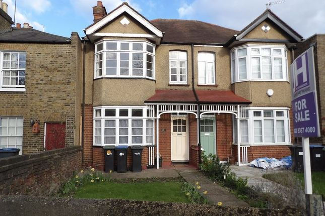 Thumbnail Terraced house for sale in Chase Side, Enfield