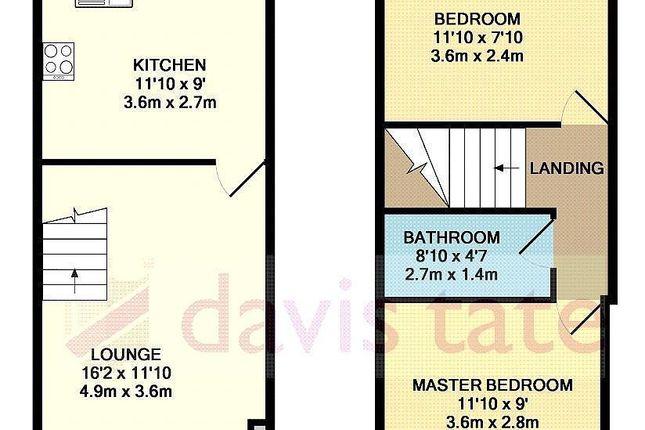 Floorplan of Washford Glen, Didcot OX11
