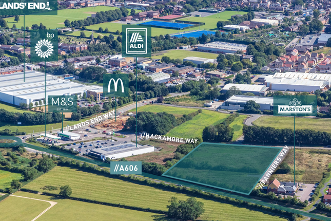 Industrial for sale in Panniers Way, Oakham