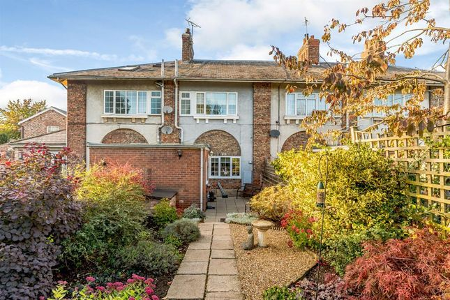 Thumbnail 3 bed terraced house for sale in Station Cottages, Alne, York