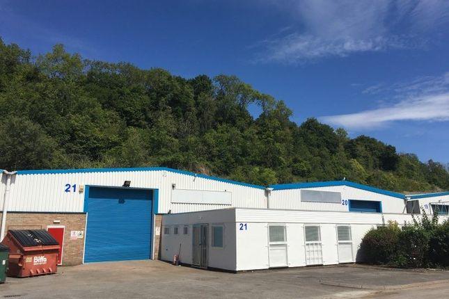 Industrial to let in Unit 21 Llandough Trading Estate, Cardiff