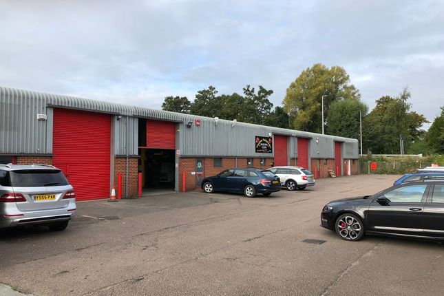 Thumbnail Industrial to let in Faraday Road, Newbury