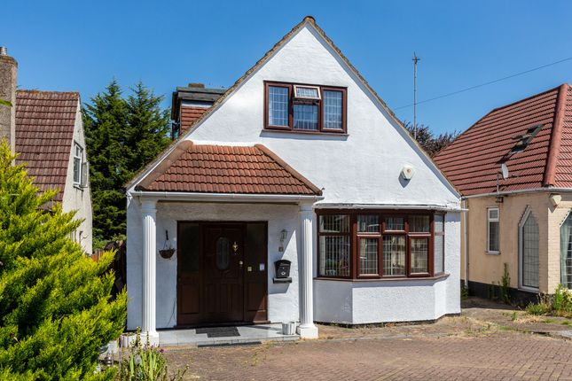 Thumbnail Bungalow for sale in Stradbroke Grove, Clayhall, Ilford