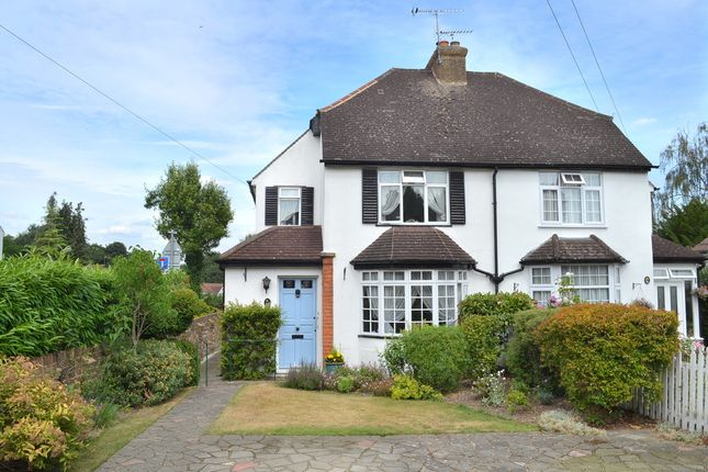 Thumbnail Semi-detached house for sale in Sheepcot Lane, Leavesden, Watford