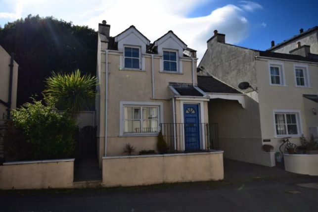 Thumbnail Cottage to rent in Glen Roy Cottages, The Old Hill, Laxey