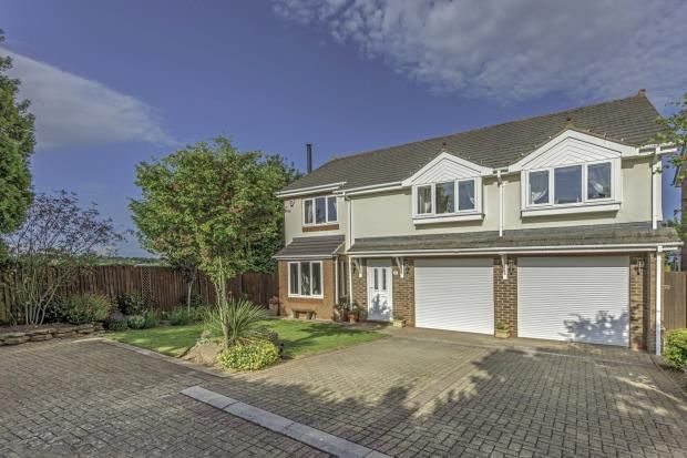 Thumbnail Detached house for sale in Osprey Gardens, Plymouth, Devon