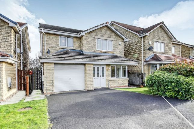 Thumbnail Detached house for sale in Meadow Vale, Shiremoor, Newcastle Upon Tyne