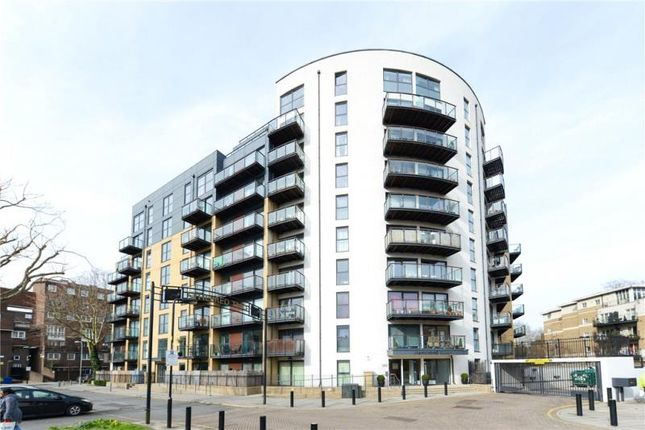 Thumbnail Property to rent in Aragon Court, Hotspur Street, London
