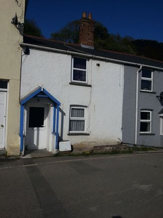 Thumbnail Terraced house to rent in Bureau Place, Wadebridge