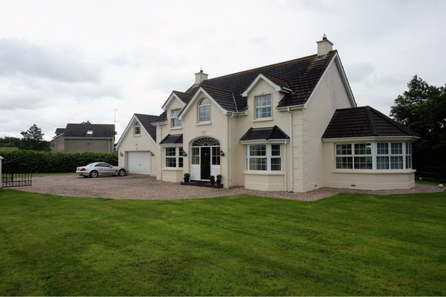 Thumbnail Detached house for sale in Georges Island Road, Derrymore, Aghalee