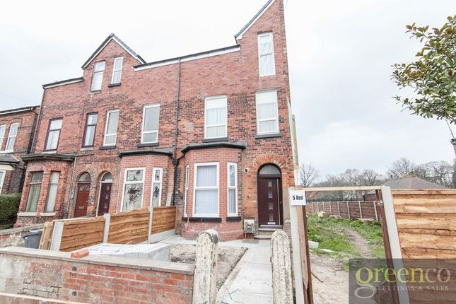 Thumbnail Property to rent in Moxley Road, Manchester
