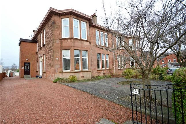 Thumbnail Flat for sale in Cameron Street, Motherwell
