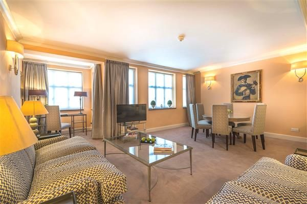 Thumbnail Flat to rent in The Capital Apartments, Basil Street, London