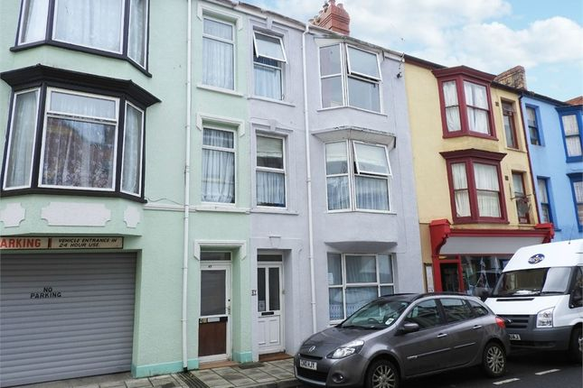 Thumbnail Terraced house for sale in Cambrian Street, Aberystwyth, Ceredigion