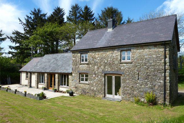 Thumbnail Detached house for sale in Ffynon Hafod, Crosslands Road, Tavernspite, Whitland