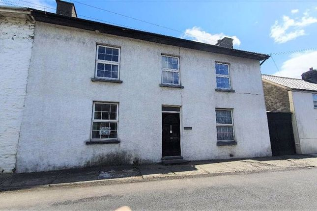 Thumbnail Semi-detached house for sale in Llanrhystud, Ceredigion