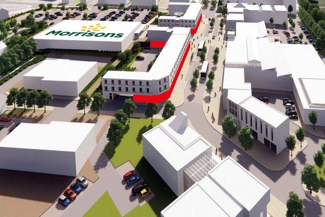 Retail premises to let in Tillhouse Road, Cranbrook, Exeter