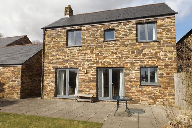 Thumbnail Link-detached house for sale in Foundry Drive, Charlestown, St. Austell